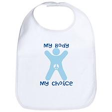 My Body My Choice Bib