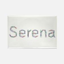 Serena Paper Clips Rectangle Magnet