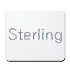 Sterling Paper Clips Mousepad