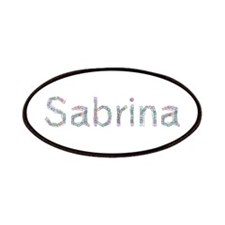 Sabrina Paper Clips Patch