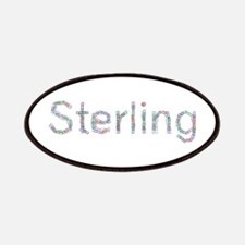 Sterling Paper Clips Patch