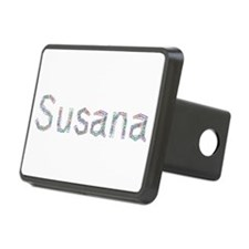Susana Paper Clips Hitch Cover
