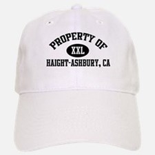 Property of HAIGHT-ASHBURY Baseball Baseball Cap