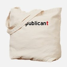 Republicant Tote Bag