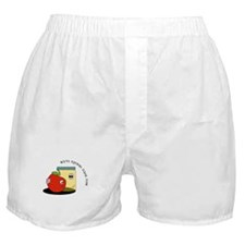 Hebrew Sweet New Year Boxer Shorts