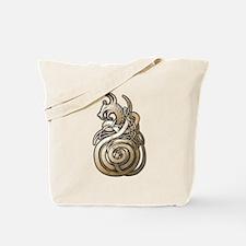 Norse Dragon Tote Bag