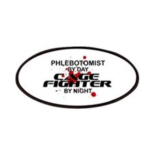 Phlebotomist Cage Fighter Patches