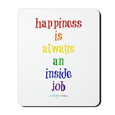 inside job ~ Mousepad