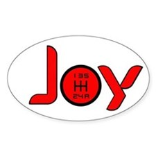 Joy-5sp Red Decal