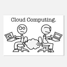 Cloud Computing Postcards (Package of 8)