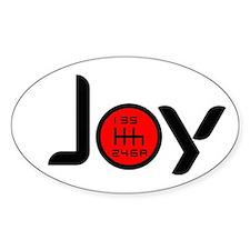 Joy-6sp Black w/Red Decal