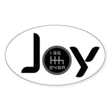 Joy-6sp Black Decal