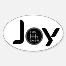 Joy-6sp Black Decal