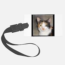 Heystack Kitty Luggage Tag