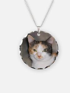 Heystack Kitty Necklace