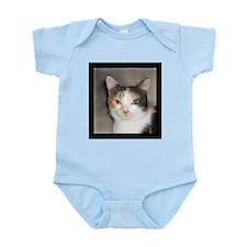 Heystack Kitty Infant Bodysuit