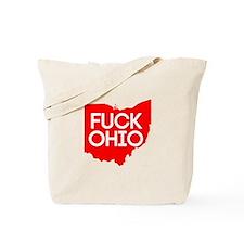 Fuck Ohio Tee Tote Bag