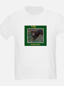 Dusty Australian Kelpie T-Shirt