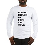 Funny algebra Long Sleeve T-Shirt