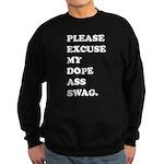 Funny algebra Sweatshirt (dark)
