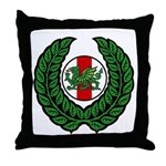 Midrealm laurel Throw Pillow