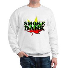 SMOKE DANK Sweatshirt