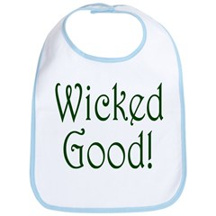 Wicked Good! Bib