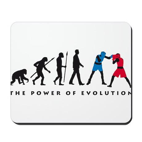 evolution box sports Mousepad