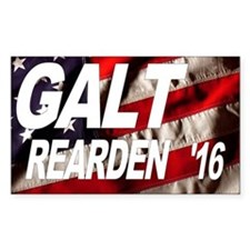 Galt Rearden 2016 Decal