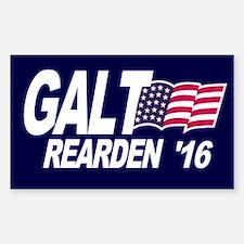 Galt Rearden 2016 Stickers
