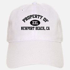 Property of NEWPORT BEACH Baseball Baseball Cap