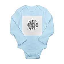Cool Logo Long Sleeve Infant Bodysuit