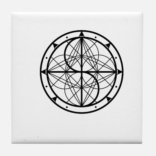 Cool Logo Tile Coaster