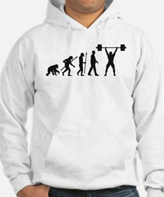 evolution weightlifter Hoodie
