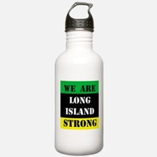 WE ARE LONG ISLAND STRONG Water Bottle