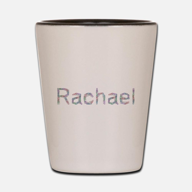 Rachael Paper Clips Shot Glass