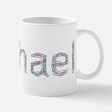 Rachael Paper Clips Small Small Mug