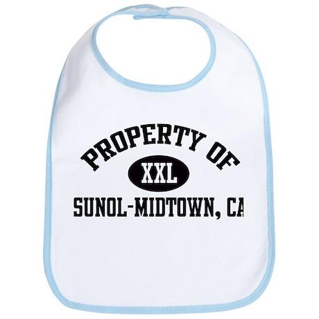 Property of SUNOL-MIDTOWN Bib