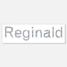 Reginald Paper Clips Bumper Bumper Bumper Sticker
