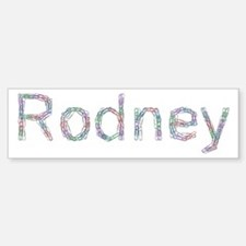 Rodney Paper Clips Bumper Bumper Bumper Sticker