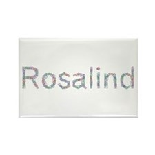 Rosalind Paper Clips Rectangle Magnet