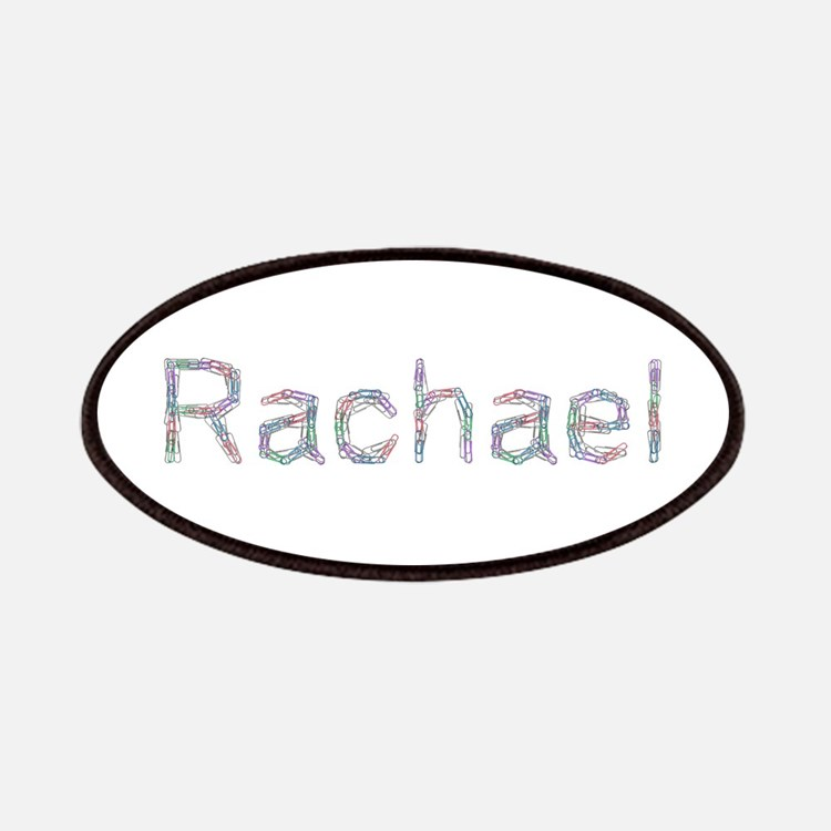 Rachael Paper Clips Patch