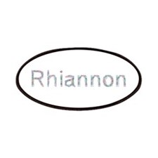 Rhiannon Paper Clips Patch