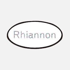 Rhiannon Paper Clips Patch