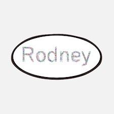 Rodney Paper Clips Patch