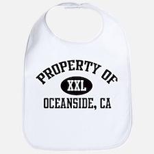 Property of OCEANSIDE Bib