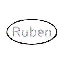 Ruben Paper Clips Patch