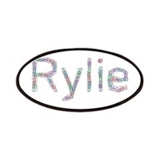Rylie Paper Clips Patch