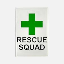 GC Rescue Squad - Rectangle Magnet