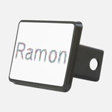 Ramon Paper Clips Hitch Cover